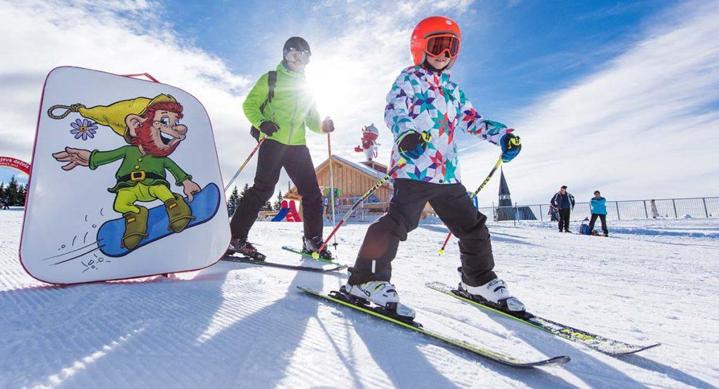 skiing-rogla