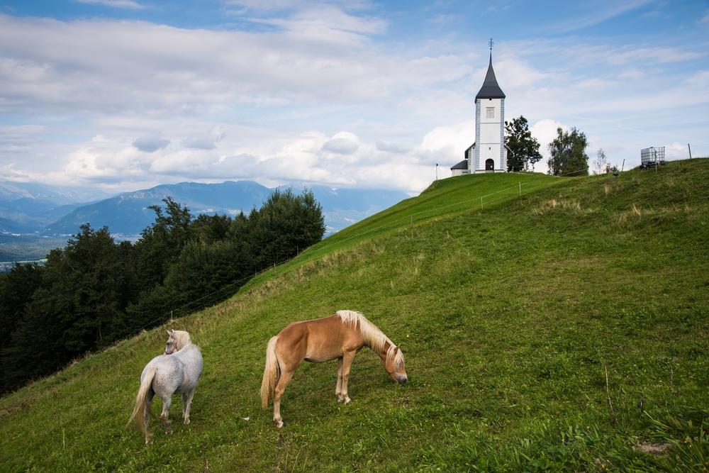 shutterstock_324985235 – Kranj – Šmarjetna Gora