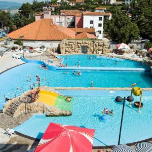 Hotel Aquapark Žusterna***