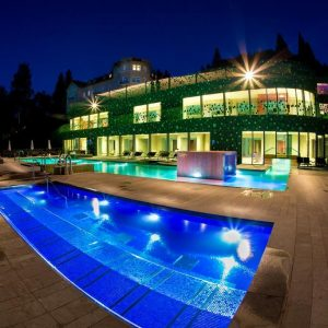 Hotel Rimski Dvor – 3denní Balíček****