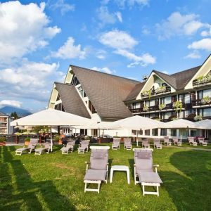 Hotel Kompas Bled****