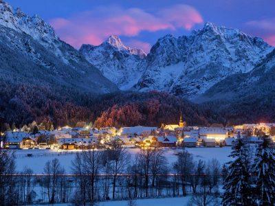 17 Zeleno 1 Zima Arhiv Turizem Kranjska Gora Jost Gantar