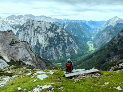 Trenta Valley Slovenia Hiking