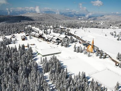 Hotel Brinje – Zimní Zájezd Se Skipasem V Ceně***