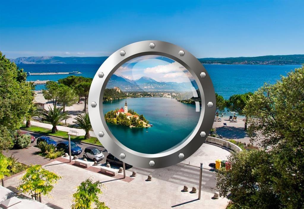 Odpočinek i poznání během pár dní? Vyrazte na zkrácenou dovolenou v Crikvenici s návštěvou jezera Bled!