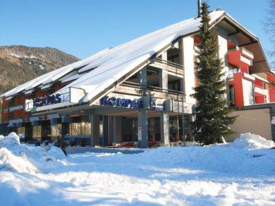 Hotel Kompas – Zimní Zájezd Se Skipasem V Ceně****