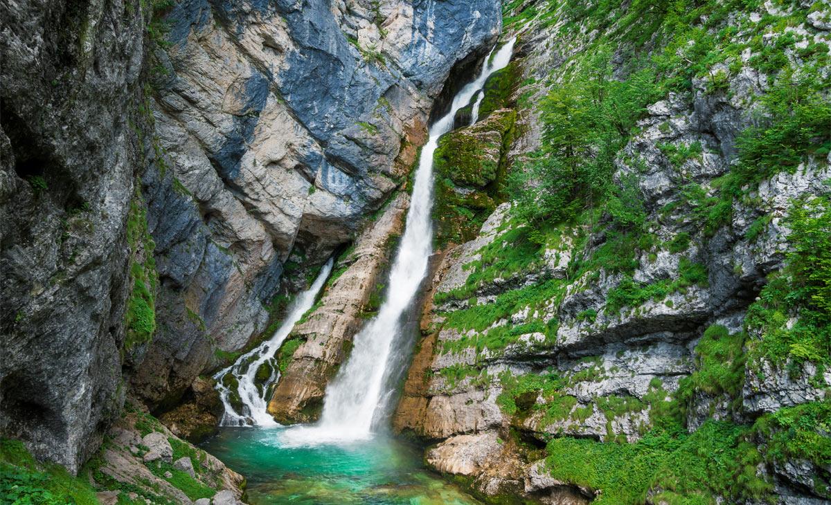 savica-falls