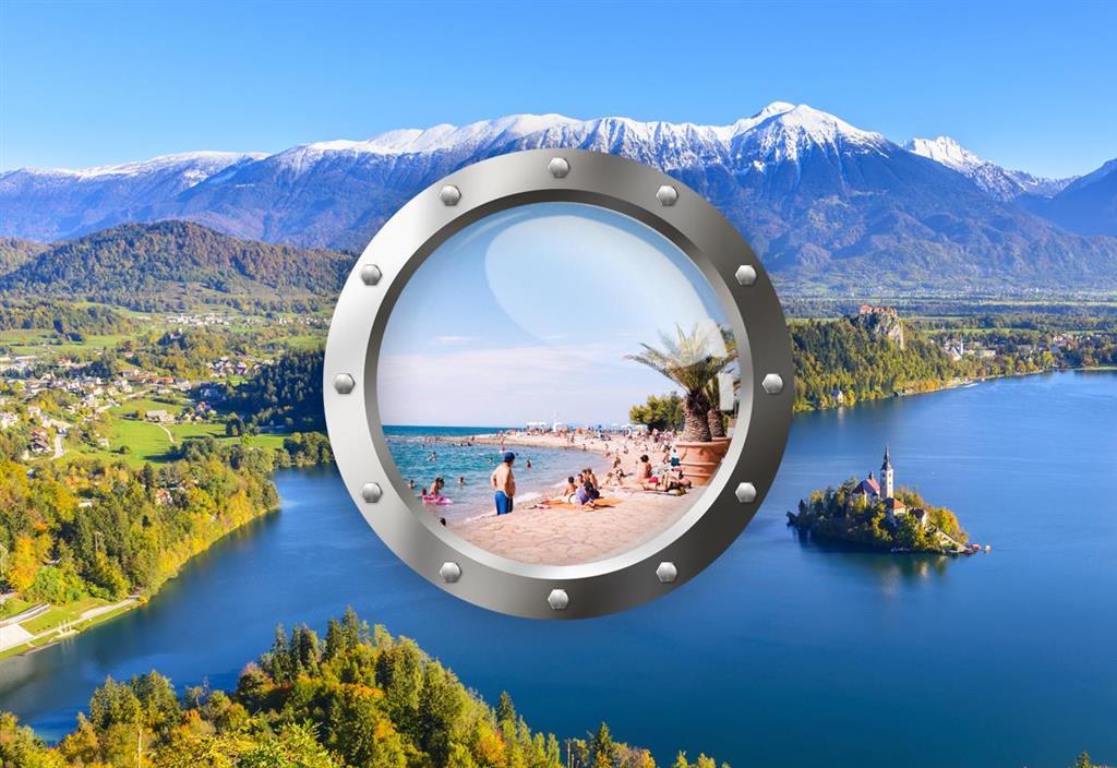 Vychnutnejte si dechberoucí přírodní krásy Slovinska!