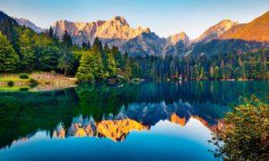 Dvoudenní Výlet Za Poznáním Julských Alp